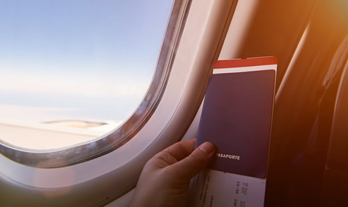 JUST BOOK YOUR FLIGHT